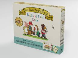 Tale From Acorn Wood: Book and Card Game