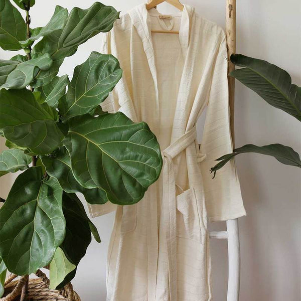 Pokoloko Bamboo & Turkish Cotton Robe