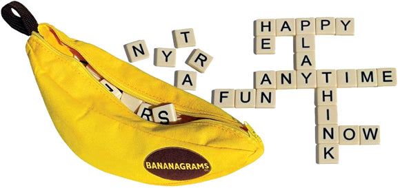 Bananagrams Anagram Game