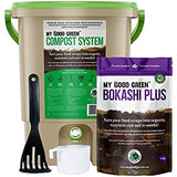 My Good Green Earth Bokashi Kitchen Compost System
