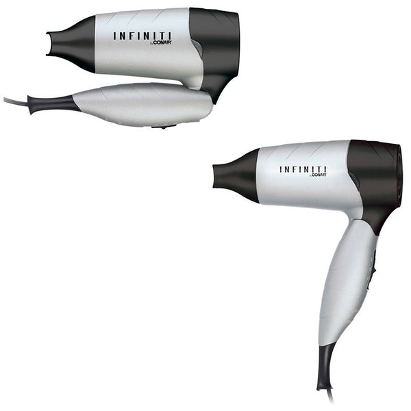 Conair Infiniti Pro Dual Voltage Hair Dryer Travel Size