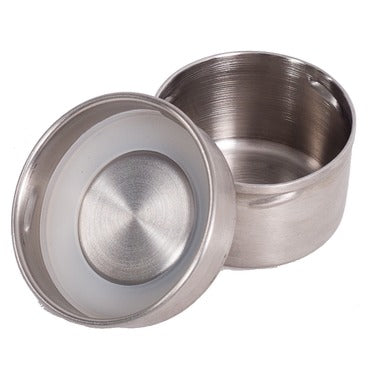 Onyx Stainless Steel Condiment Container