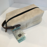 Biscay Bay Helmsman Canvas Toiletry Kit Bag