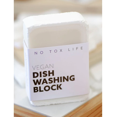 No Tox Life Vegan Solid Dishwashing Block