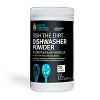 Dish The Dirt Dishwasher Powder