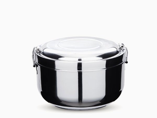 Onyx Stainless Steel Insulated Double-Walled Food Storage Container