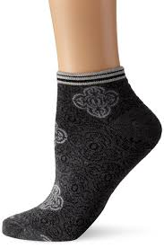 Goodhew Foulard Ankle Socks