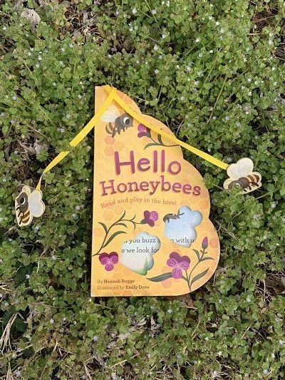 Hello Honeybees Board Book