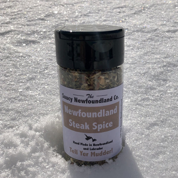 The Saucy Newfoundland Co. Spices