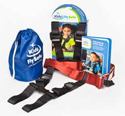 CARES Kids Fly Safe Seatbelt