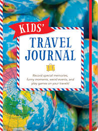 Kids' Travel Journal - Peter Pauper Press