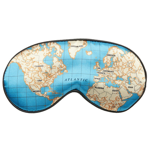 Kikkerland Ultra-Soft Sleep Mask