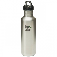 Klean Kanteen 27oz Stainless Steel Bottle with Sports Cap 3.0