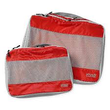 Lewis N. Clark® ElectroLight 2-Pack Expandable Packing Cubes