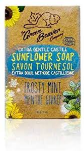Green Beaver Castille Bar Soap