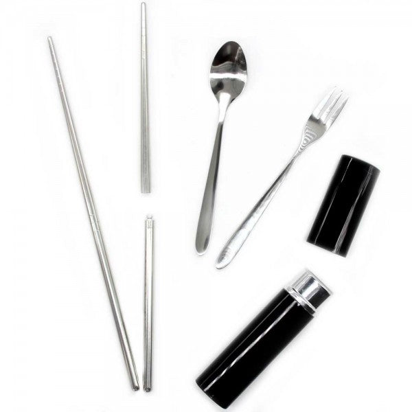 Onyx Stainless Steel Cutlery Set