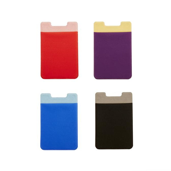 Kikkerland RFID Safe Slot Phone Wallet