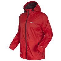 QIKPAC ADULTS WATERPROOF PACKAWAY JACKET UNISEX FIT
