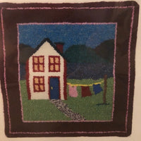"Molly Made Rug Hooking Kits 10"" x 10"""