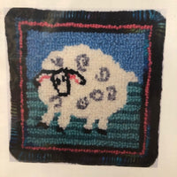 "Molly Made Rug Hooking Kits 4"" x 4"""