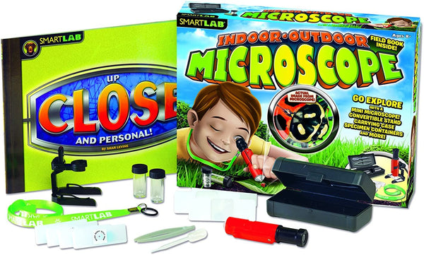 SmartLab Toys Indoor - Outdoor Microscope