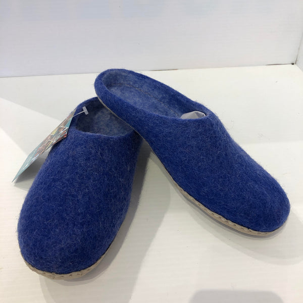Hamro Village Felted Slipper
