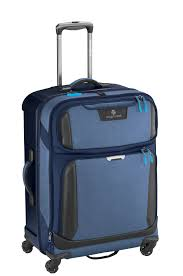 "Eagle Creek Tarmac AWD 26"" 4 Wheeled Luggage - Slate Blue"