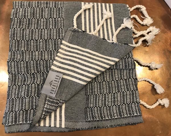 Pokoloko Textured Turkish Hand Towel