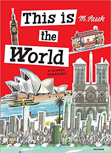 This Is the World: A Global Treasury Hardcover- M. Iasek