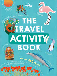 The Travel Activity Book: Lonely Planet Kids