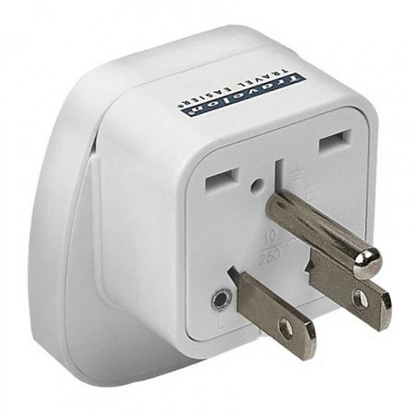 Travelon Grounded US Adapter