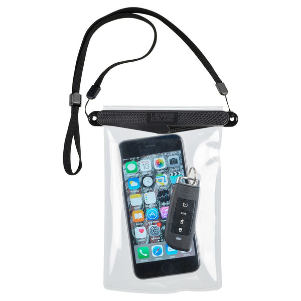 Lewis N. Clark Waterproof Water Seal Magnetic Phone Pouch