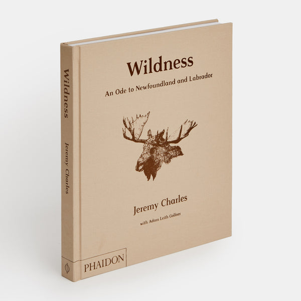 Wildness  An Ode to Newfoundland and Labrador - Jeremy Charles *AUTOGRAPHED COPY*