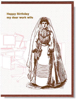 Birthday Greeting Cards by Smitten Kitten