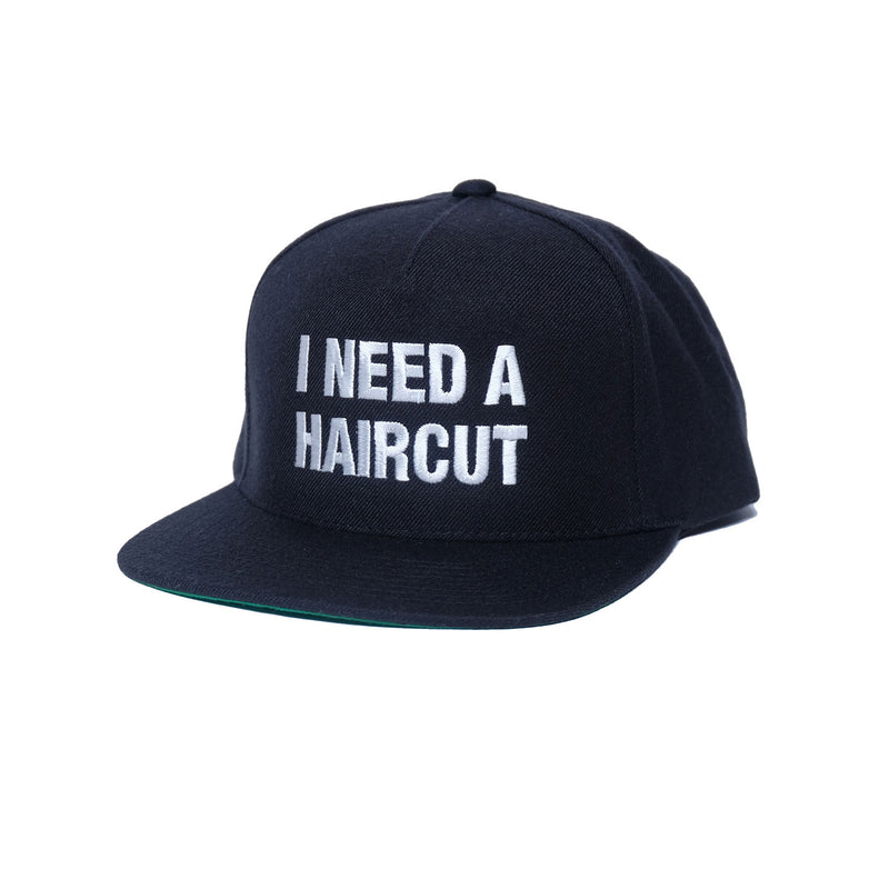 I NEED A HAIRCUT SNAPBACK