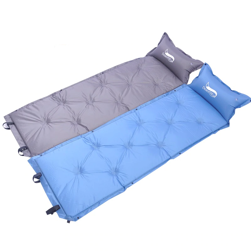 Desert Fox Self Inflating Sleeping Mat With Pillow - equippt