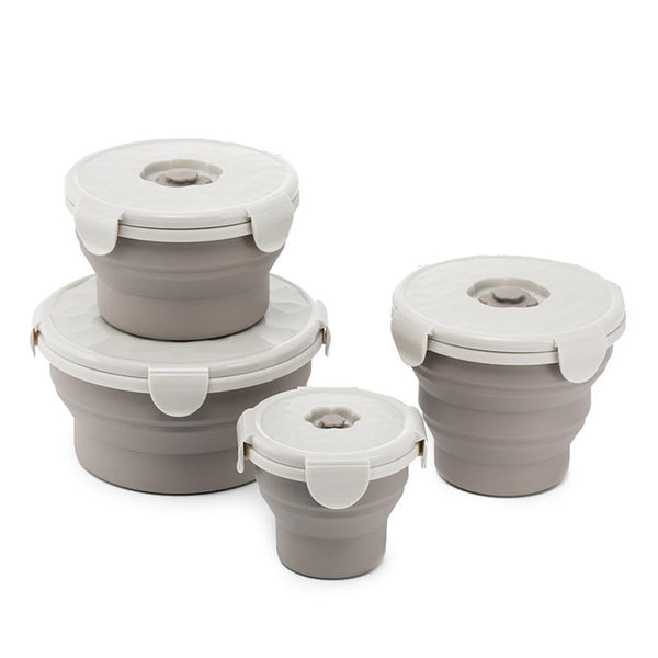 Jordan&Judy Collapsible Meal Container - equippt travel & camping