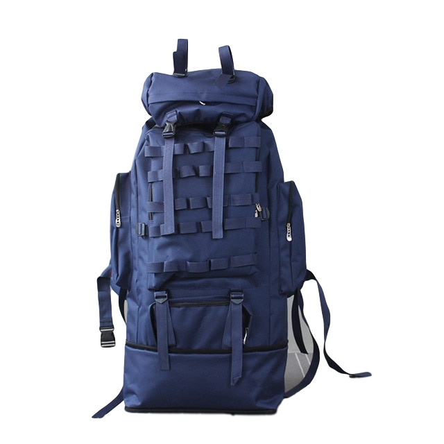 100L Mountaineering Rucksack - equippt travel & camping