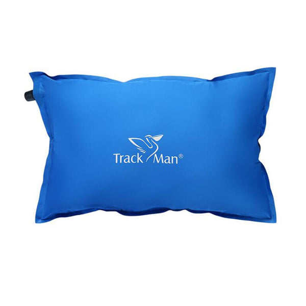 Trackman Self Inflating Travel Pillow - equippt travel & camping