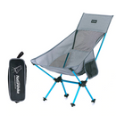 Naturehike Heavy Duty Camping Chair - equippt travel & camping