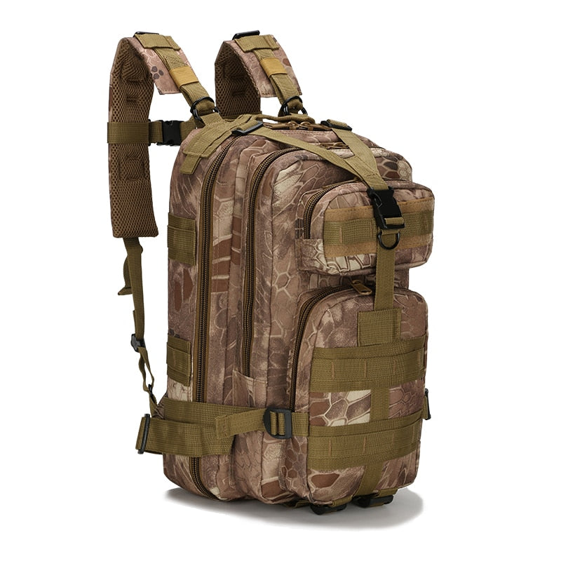 Aokali 35L Tactical Outdoor Backpack - equippt travel & camping