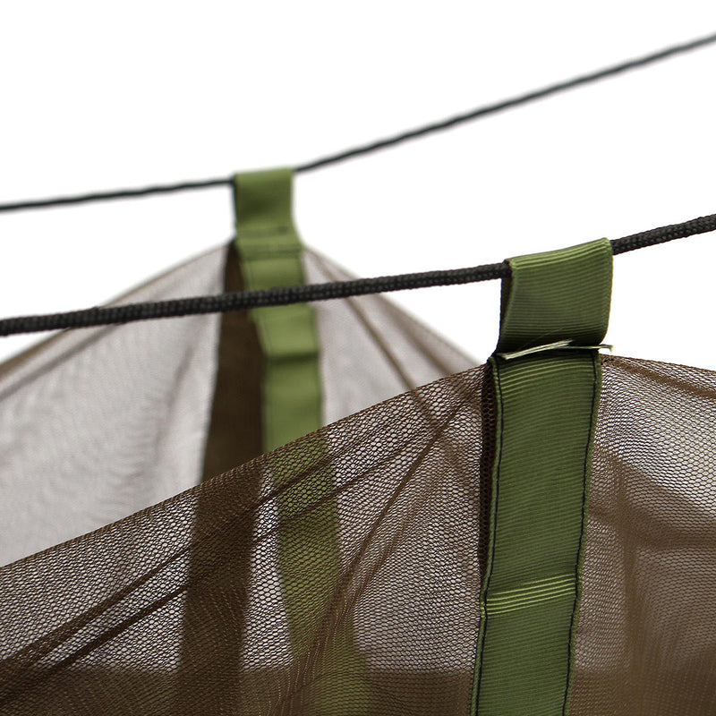 IPRee Double Parachute Hammock With Mosquito Net - equippt
