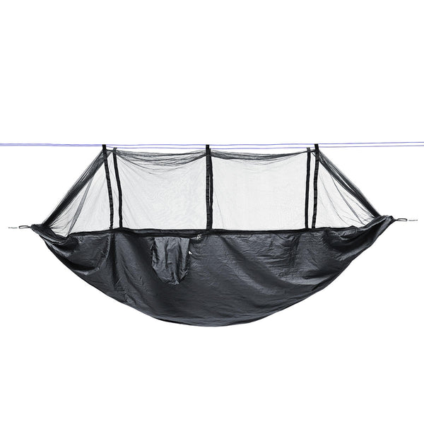 BG Double Parachute Hammock With Mosquito Net - equippt travel & camping