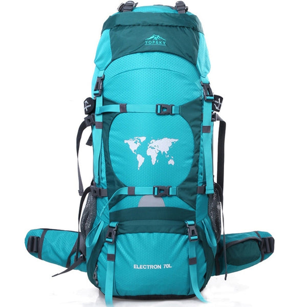 TopSky Electron 70L Hiking Rucksack - equippt travel & camping
