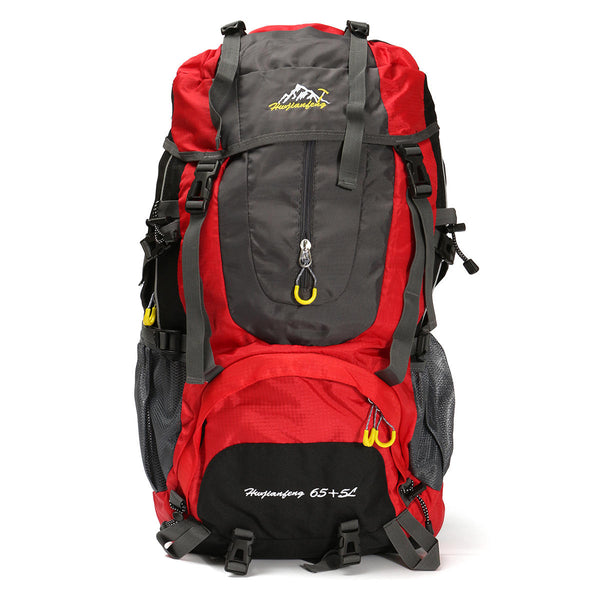 Outdoor 70L Waterproof Rucksack - equippt travel & camping