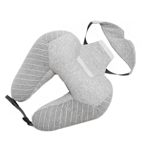 IPRee Multi-Functional Neck Pillow - equippt travel & camping