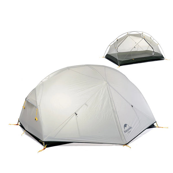 Naturehike Mongar 2 Person Tent - equippt travel & camping