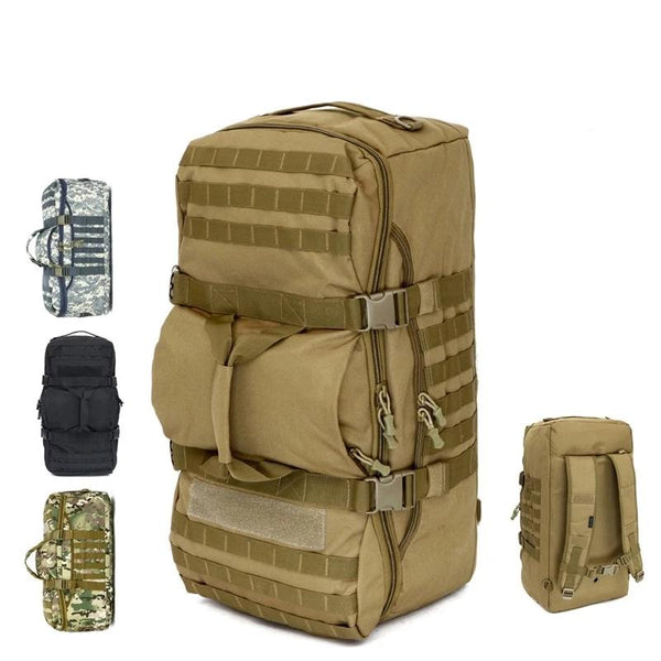 Highsee 70L Tactical Duffel - equippt travel & camping
