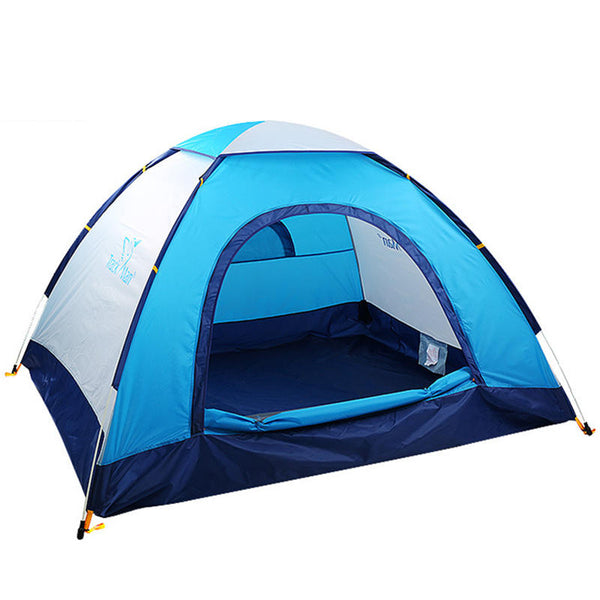 Track Man 3-4 Person Automatic Pop-up Tent - equippt travel & camping