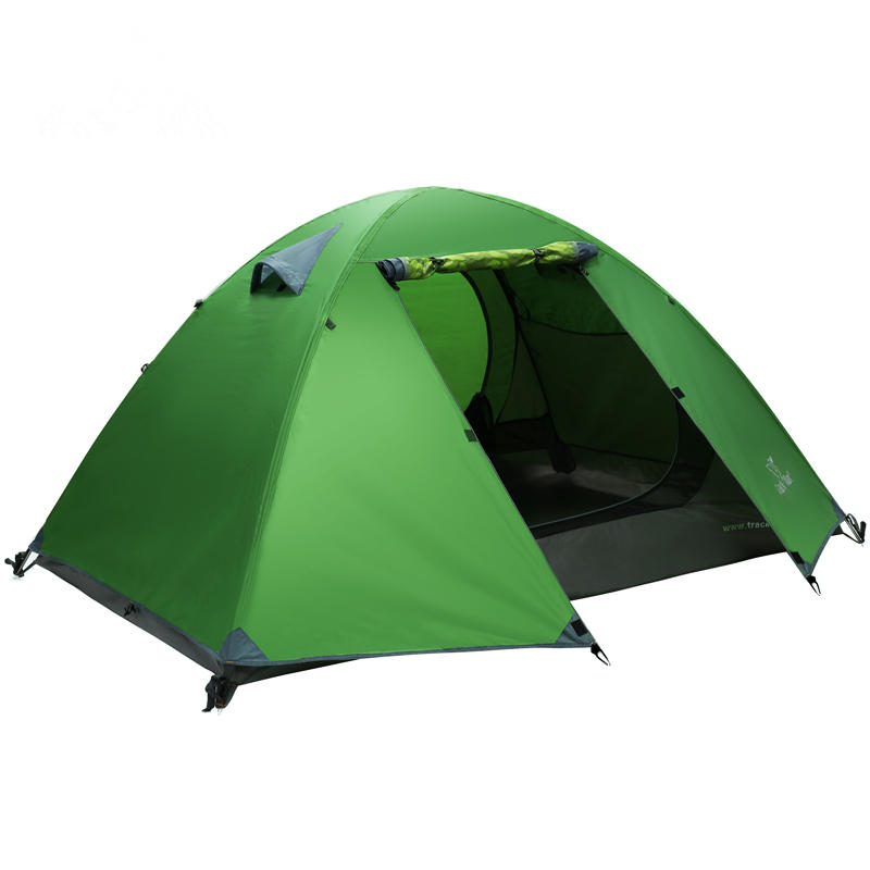 Trackman Double Door 2 Person Tent - equippt travel & camping